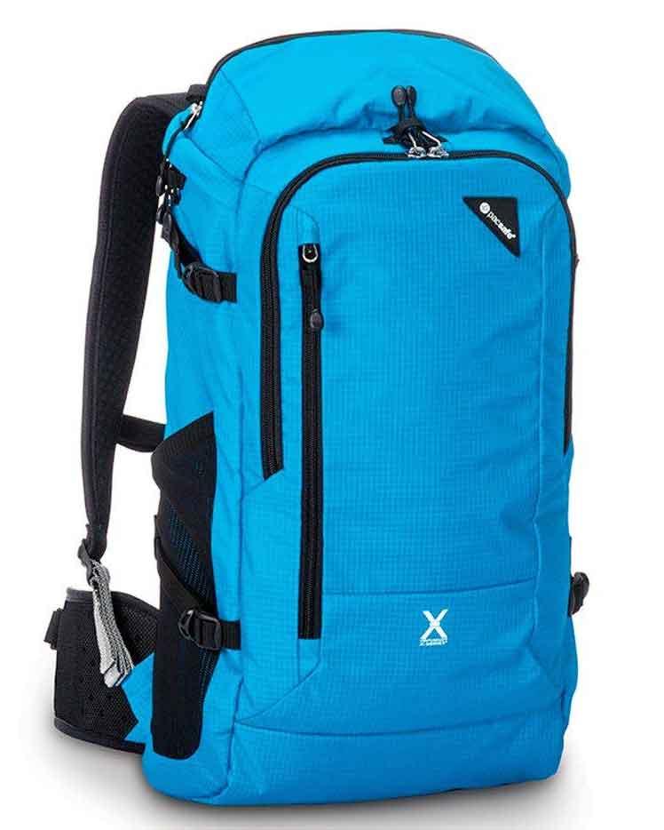 Pacsafe Venturesafe X30 Review: Versatile anti-theft adventure backpack