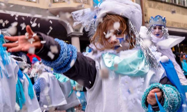 Swiss Carnival parade a clean version just for kids