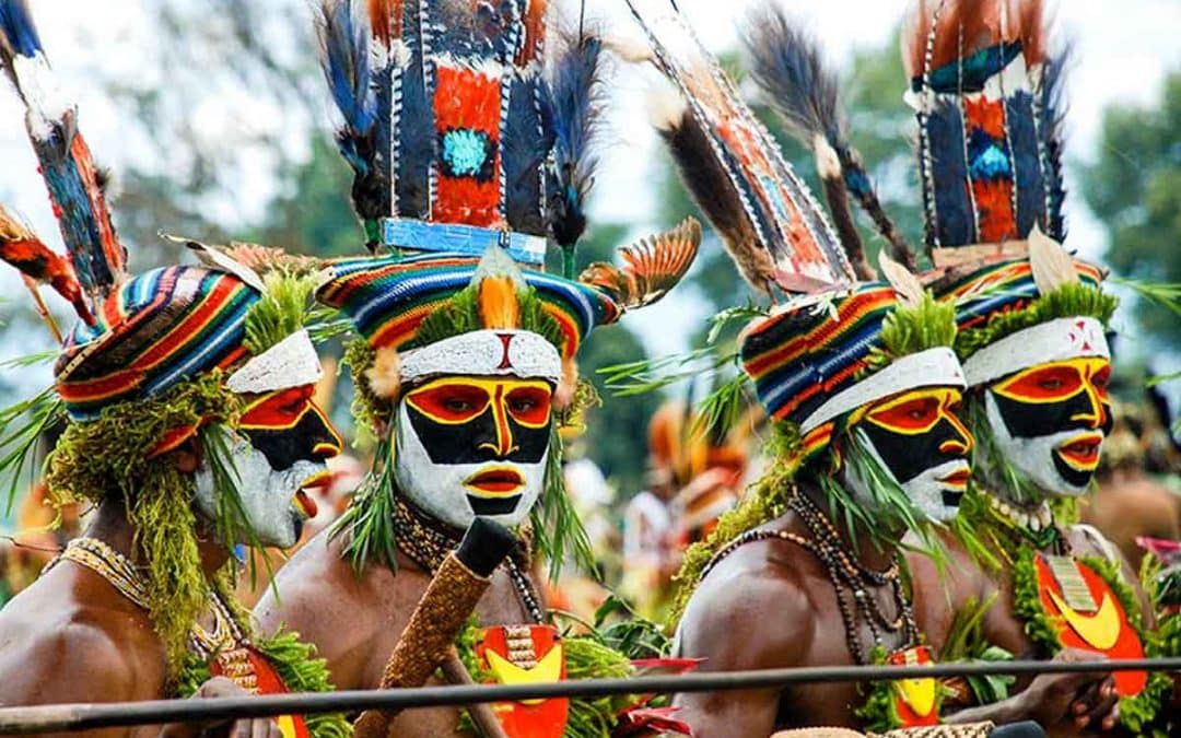 Visit Papua New Guinea: Tribal dances, Goroka Show, friendly people