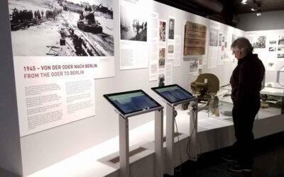 Battle for Berlin memorial at Museum Seelower Höhen