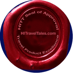 HI Travel Tales Seal of Approval for Travel Product Excellence