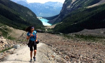 Where to run or walk during Rocky Mountaineer stops