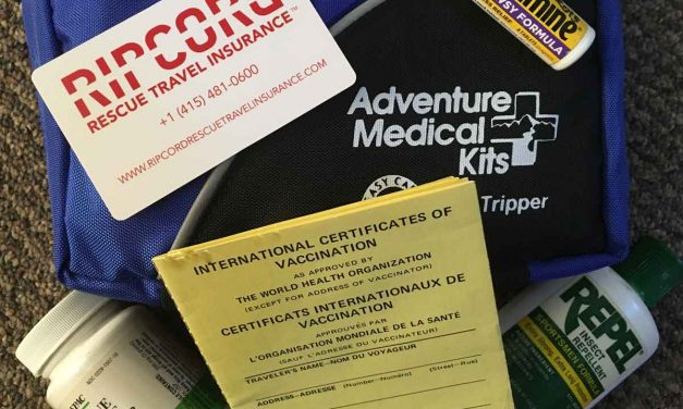 Travel smart: 5 steps to protect your travel health