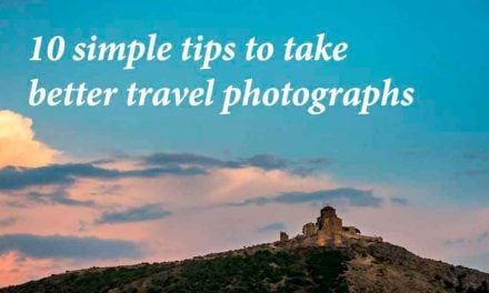 10 Simple Tips to Take Better Travel Photographs