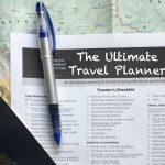 The ultimate travel planner: International trips