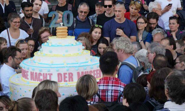 Long Night of Museums: all-night festivities in Berlin museums
