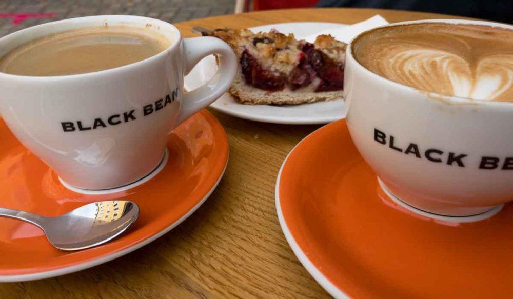Black Bean Coffee Regensburg