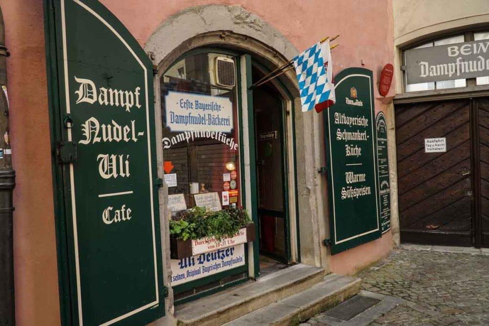 Dampfnudel Uli Regensburg