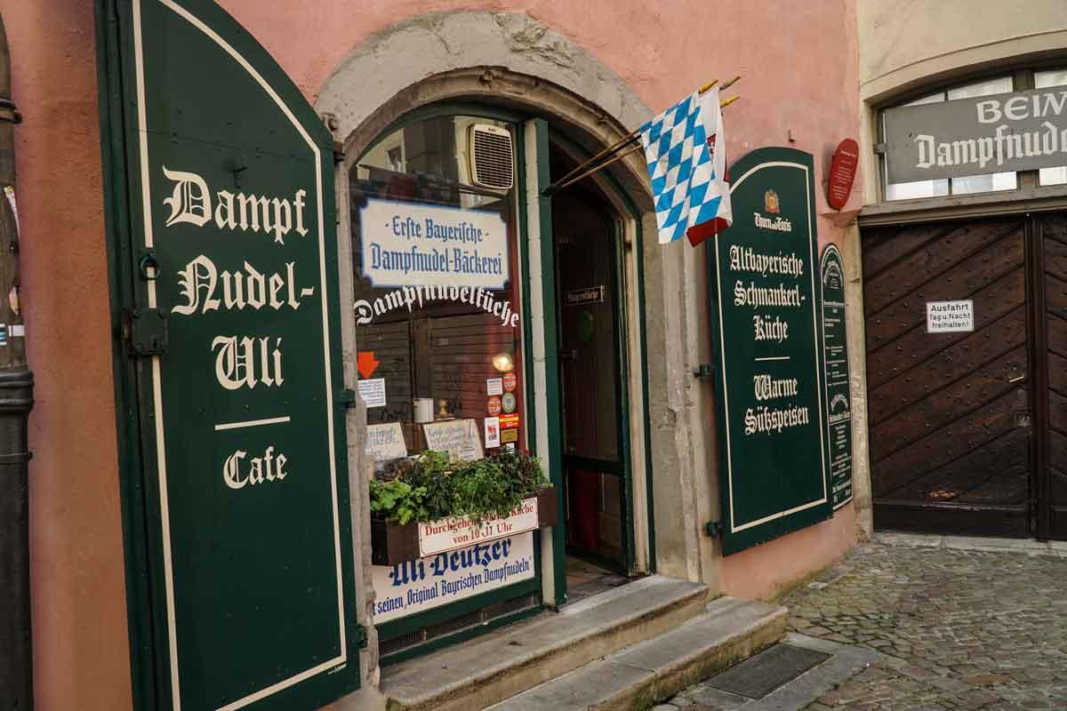 Regensburg Dampfnudel
