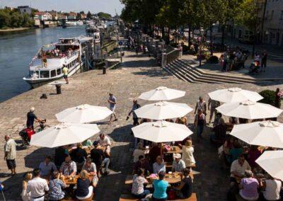Danube View Unesco Museum Regensburg