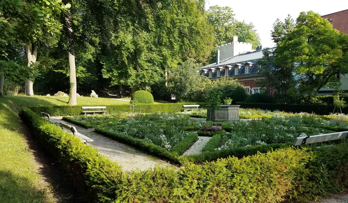Parks Regensburg