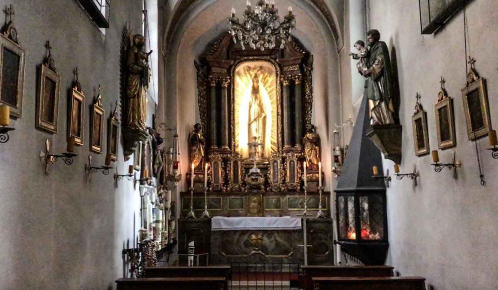 Maria Lang Chapel in Regensburg