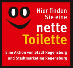 Free toilets in Regensburg