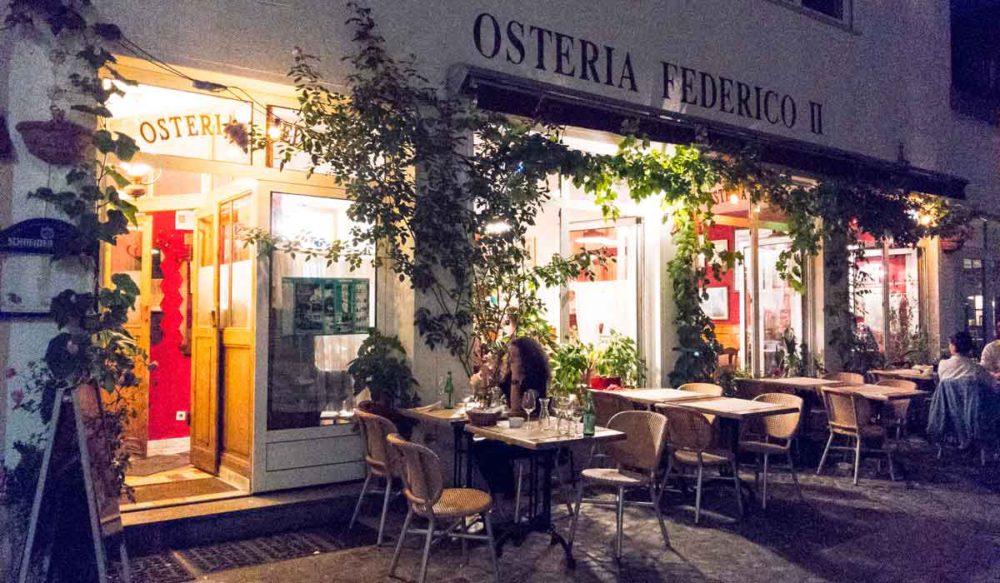 Osteria Federico Regensburg