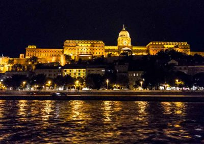 Castle Hill Night Dinner Cruise Budapest