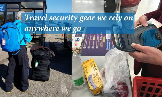 Travel security gear we rely on anywhere we go