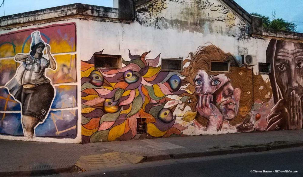 What to do in Salta street art