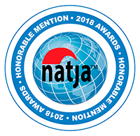NATJA Awards Honorable Mention Small