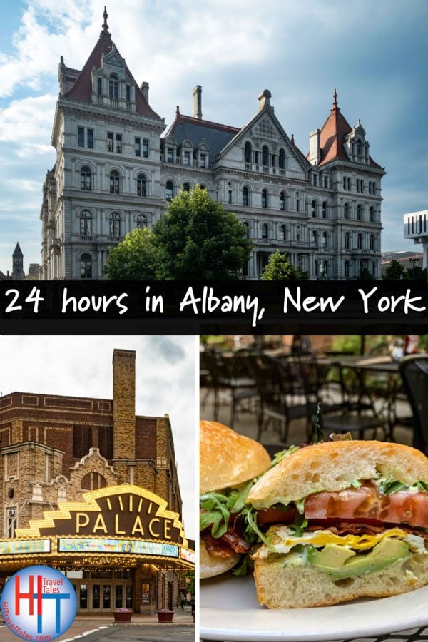 24 Hours In Albany