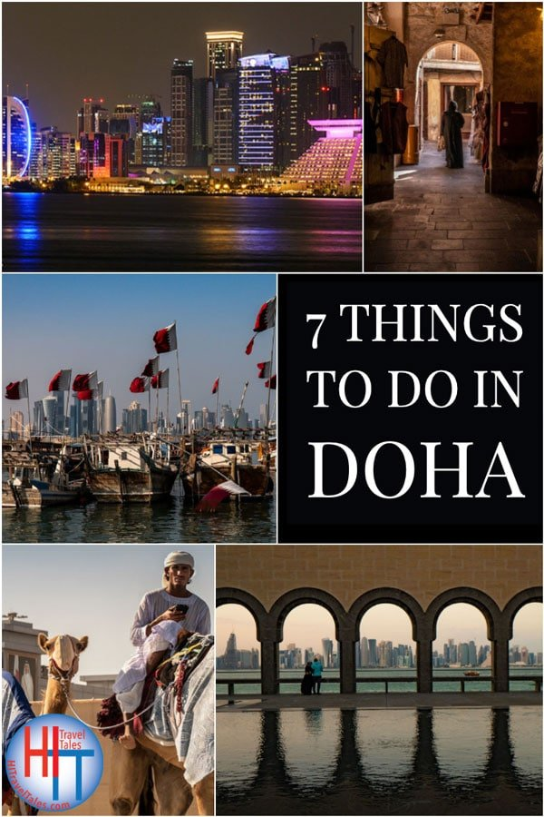 7 Things To Do In Doha