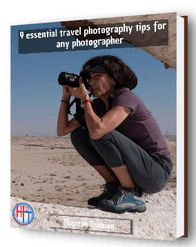 Essential Travel Photo Tips Book Cover