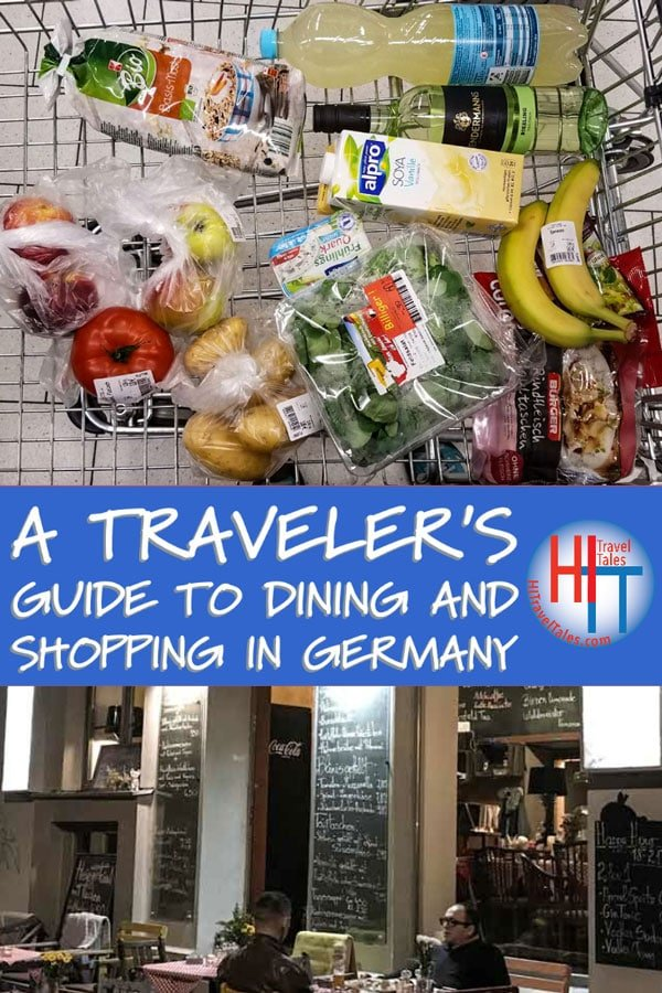 A Travelers Guide To Dining And Shopping In Germany