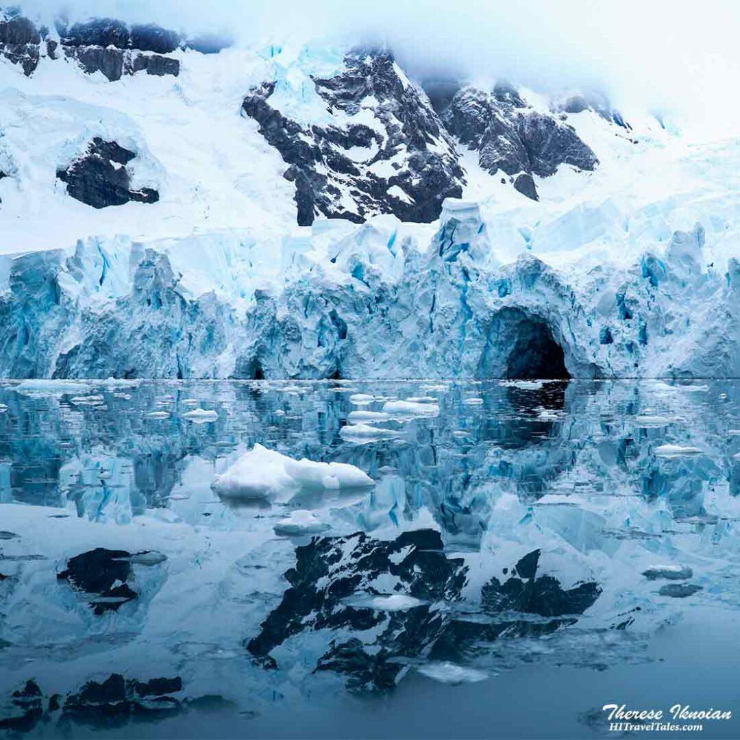 Skontorp Cove Reflections Antarctica Web