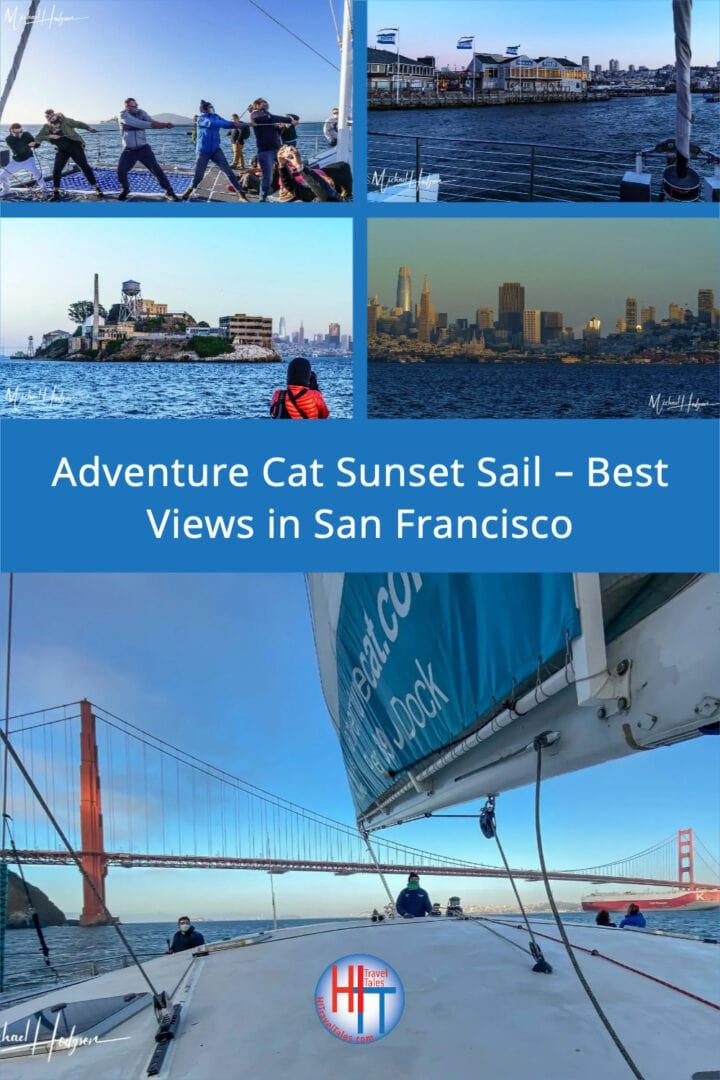 Adventure Cat Sunset Sail Best Views In San Francisco