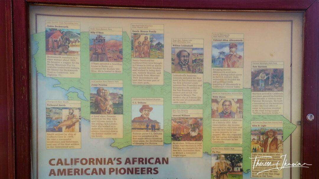 African American Pioneers California Freedmen