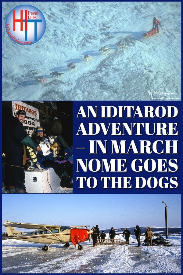 An Iditarod Adventure In March Nome Goes To The Dogs