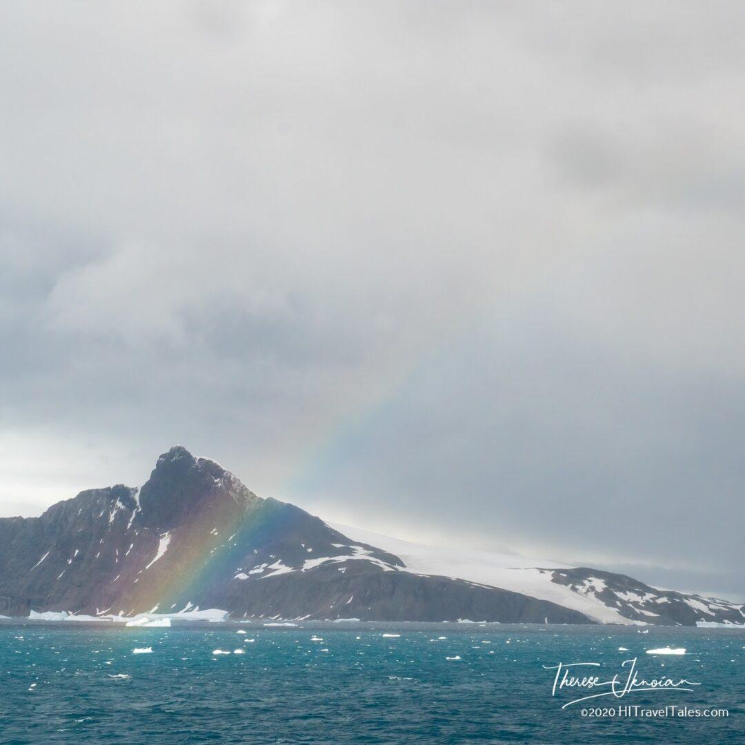 Antarctica Rainbow
