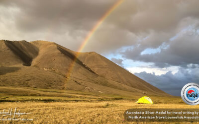 A sacred place: the Arctic National Wildlife Refuge