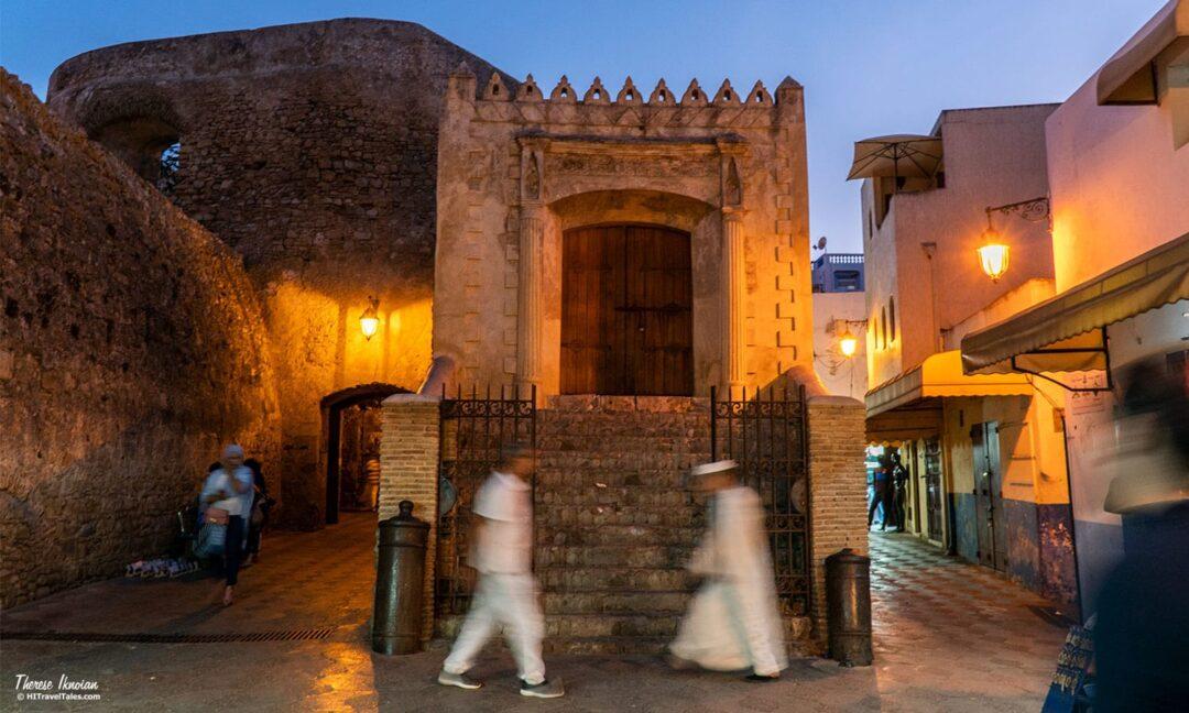 Asilah Medina Gate Bab Homar