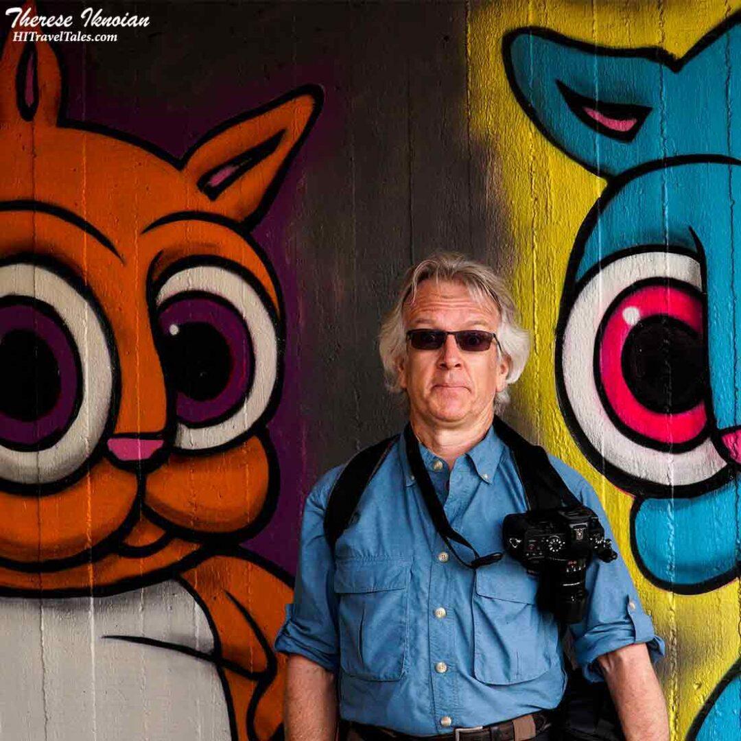 Berlin Street Art Michael And Friends