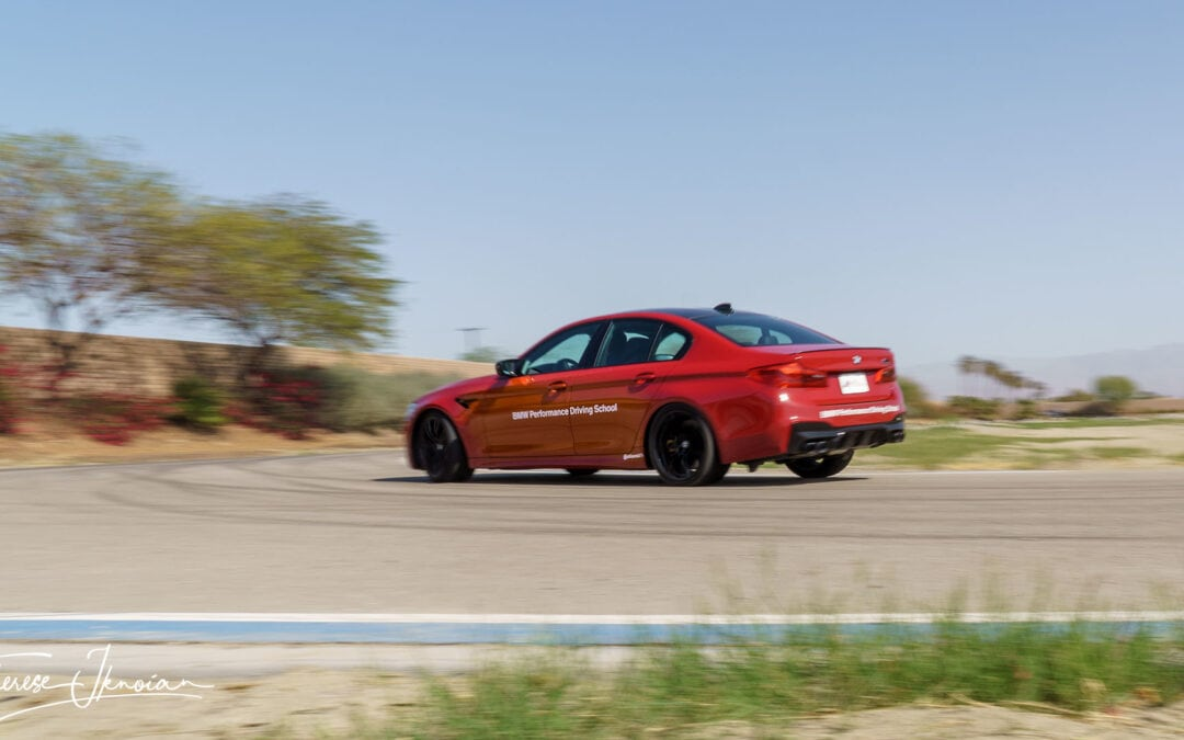 Want to drive fast cars? Head to the BMW Performance Driving School