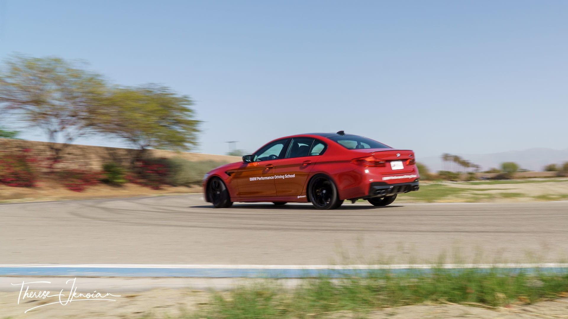 BMW Performance Driving Hot Lap