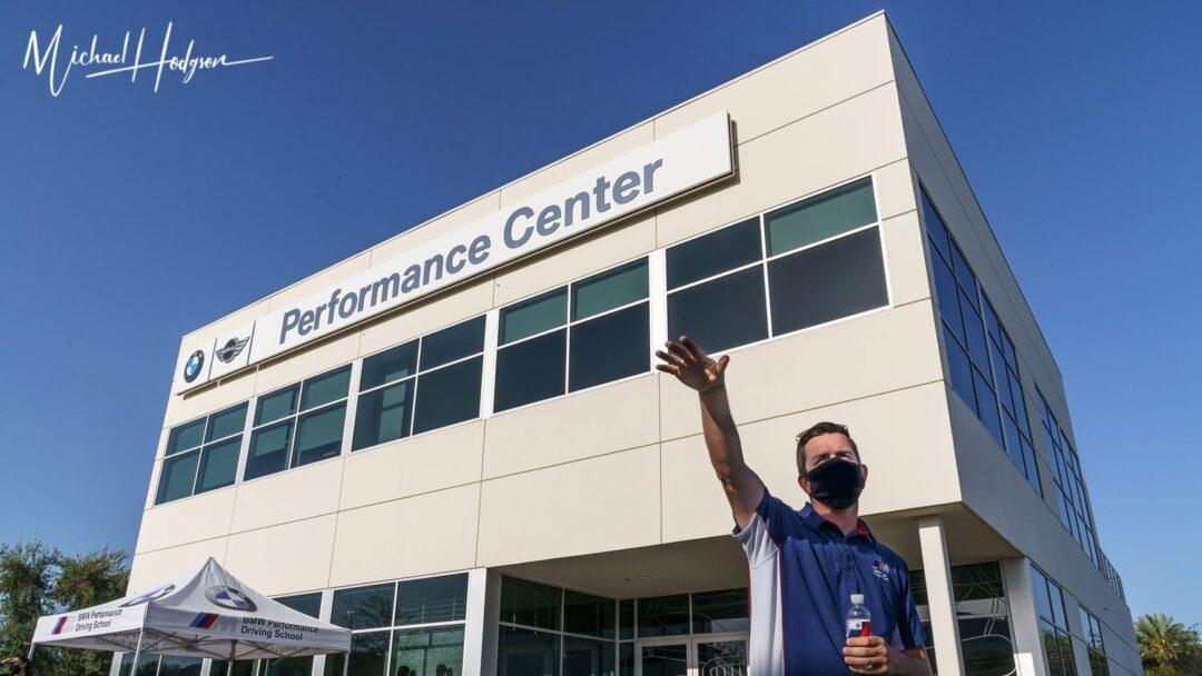 BMW Performance Driving School Rob Stout