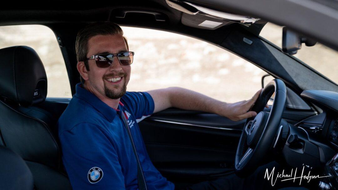 BMW Performance Racing School Rob Stout M5