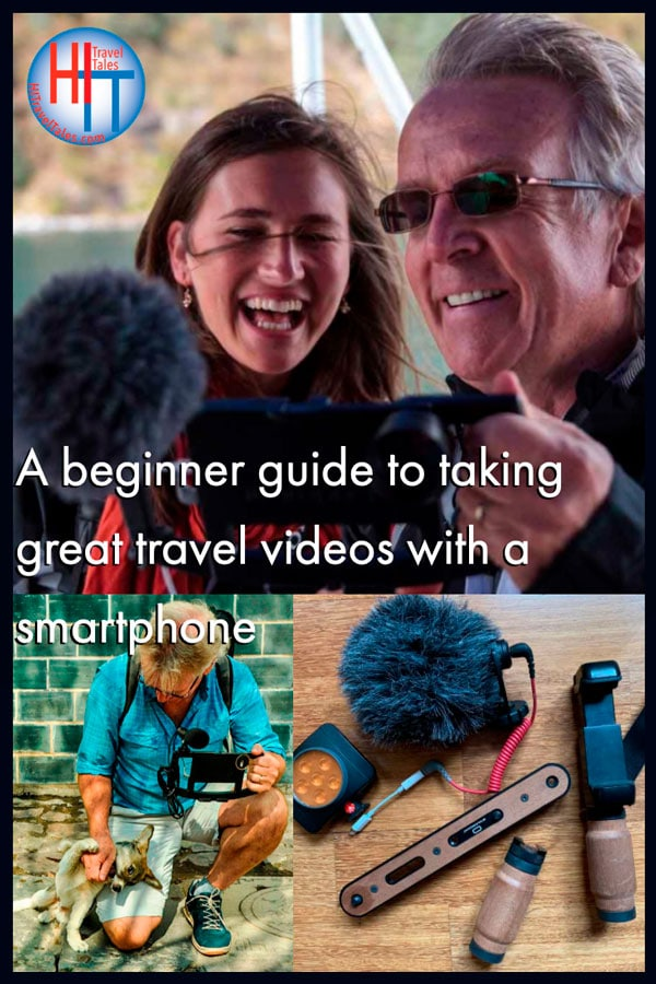 Beginner Guide To Great Travel Video