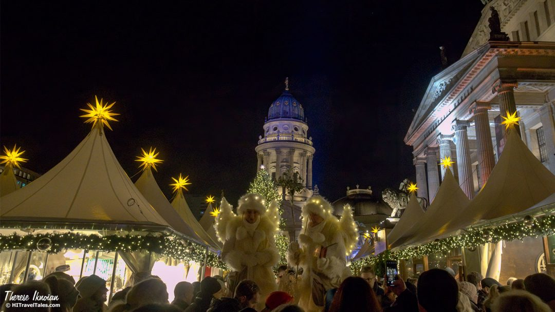 Berlin Best Christmas Markets Gendarmenplatz