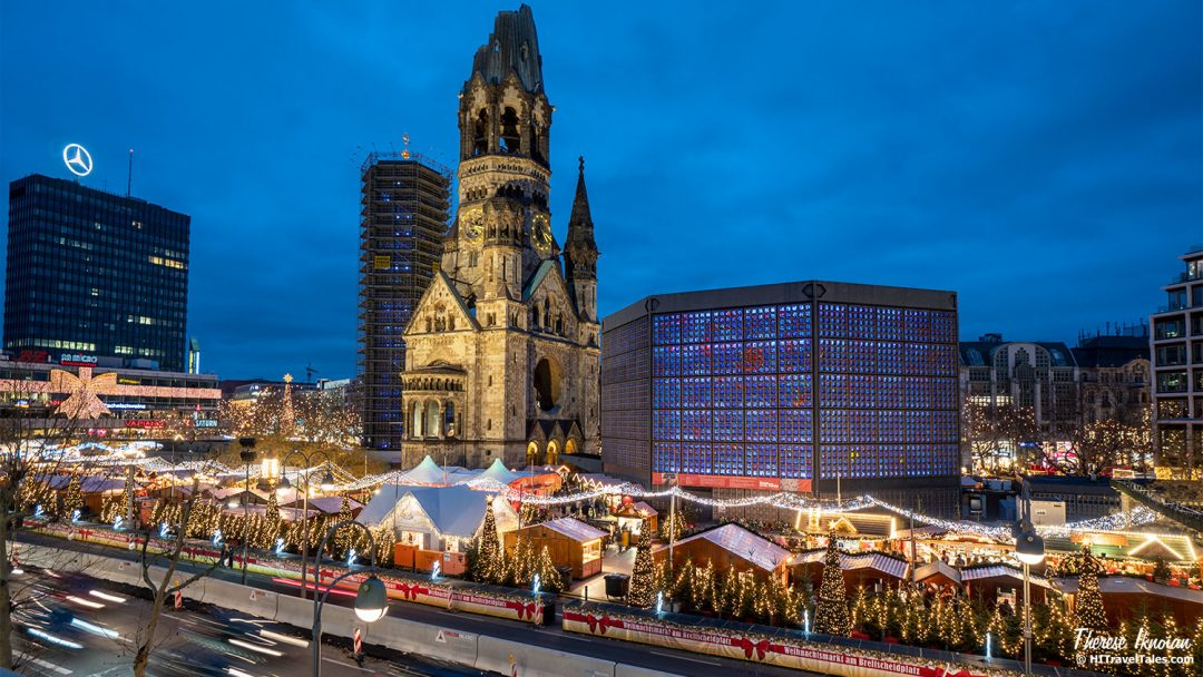 Best Christmas Market Berlin Memorial Church