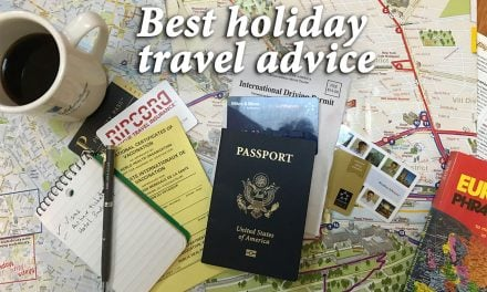 Best holiday travel advice – Stay healthy, stress-free and safe