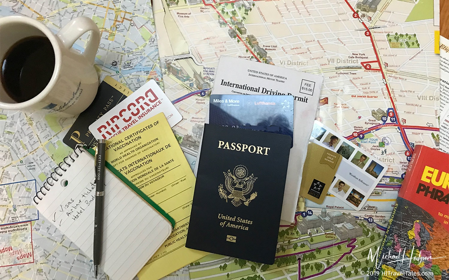 Travel Advice - Vital Information for Personal Safety - Ewizmo
