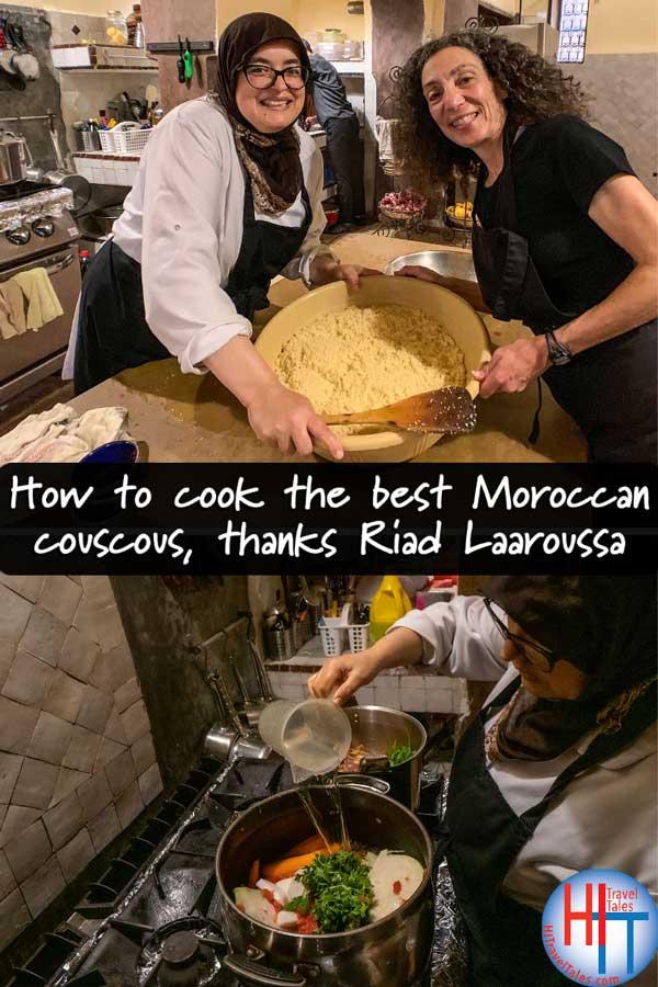 Best Moroccan Couscous