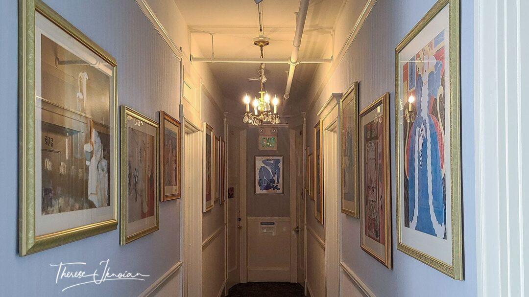 Best San Francisco Boutique Hotel Nob Hill Hall