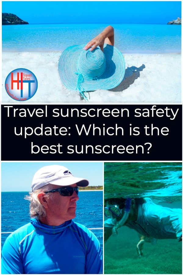 Best Sunscreen Sun Protective Clothing