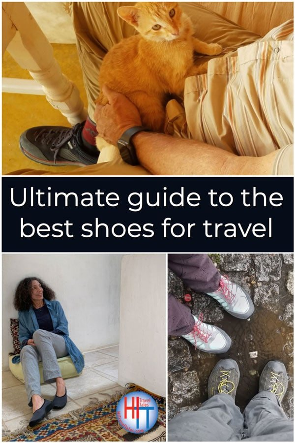 Best Travel Footwear