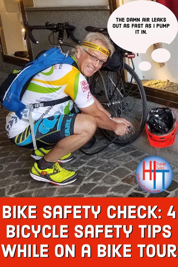 Bike Safety Check Humor