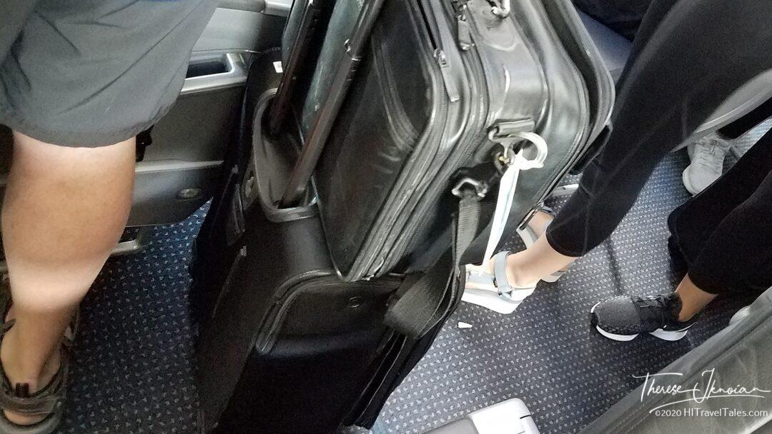 Boarding Jam Fly Safety
