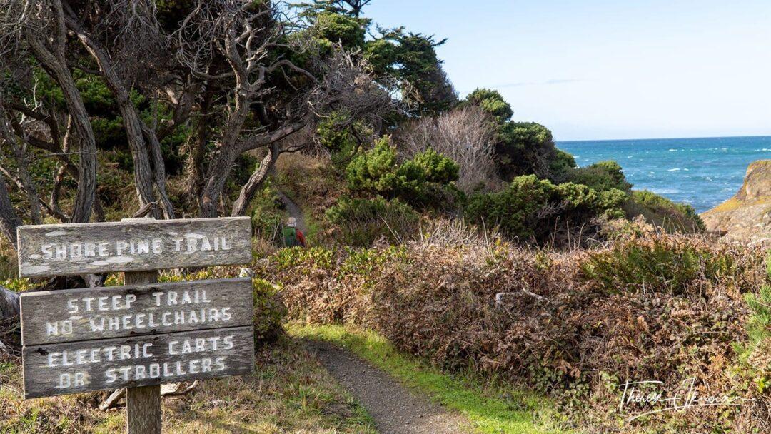 Botanic Garden Coastal Bluffs Trail